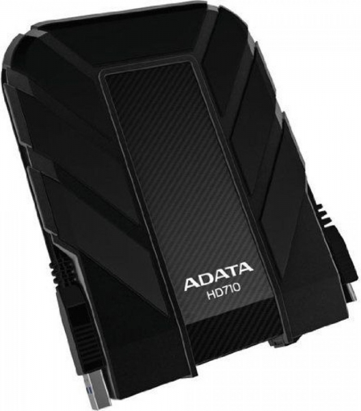 "HDD ADATA EXTERN 2.5"" USB 3.1 4TB HD710 Pro Black ""AHD710P-4TU31-CBK"" (include timbru verde 0.01 lei) 1"