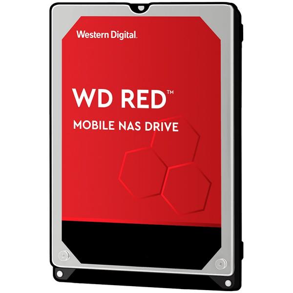 HDD Desktop WD Red (3.5\'\', 4TB, 256MB, 5400 RPM, SATA 6 Gb/s) 0