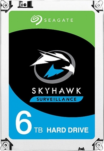 SEAGATE HDD Desktop SkyHawk Guardian (3.5\'/ 6TB/ SATA/ rpm 5400) 0