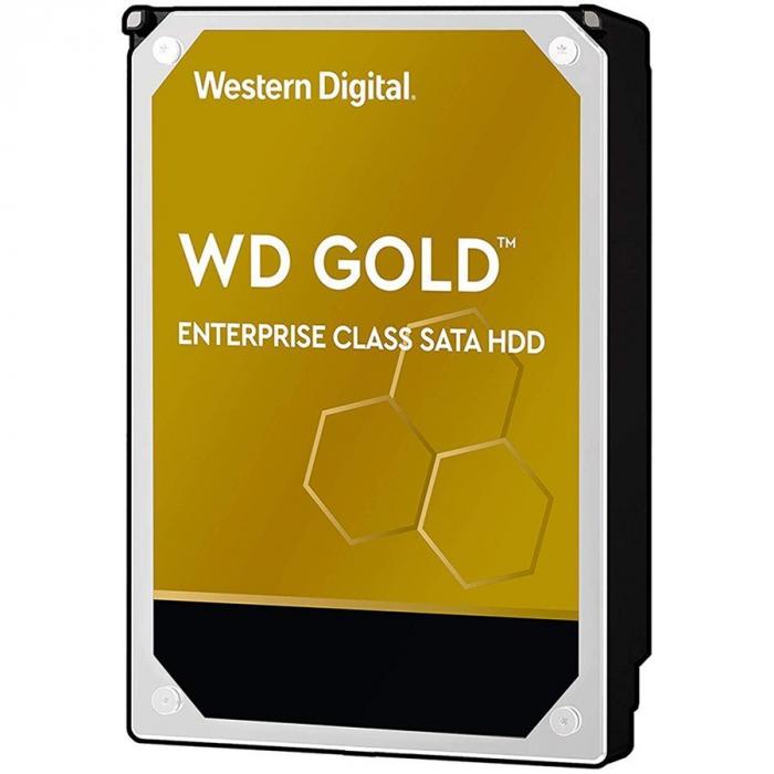 HDD Server WD Gold (3.5\'\', 16TB, 512MB, 7200 RPM, SATA 6 Gb/s) [0]