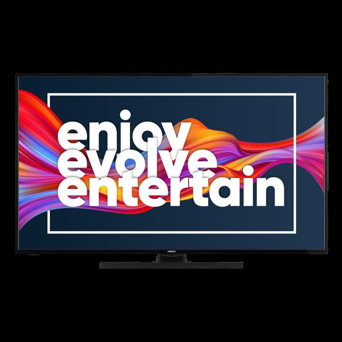 Televizor HORIZON 43HL7390F/B, 108 cm, Smart Android, Full HD, LED, Clasa E [0]