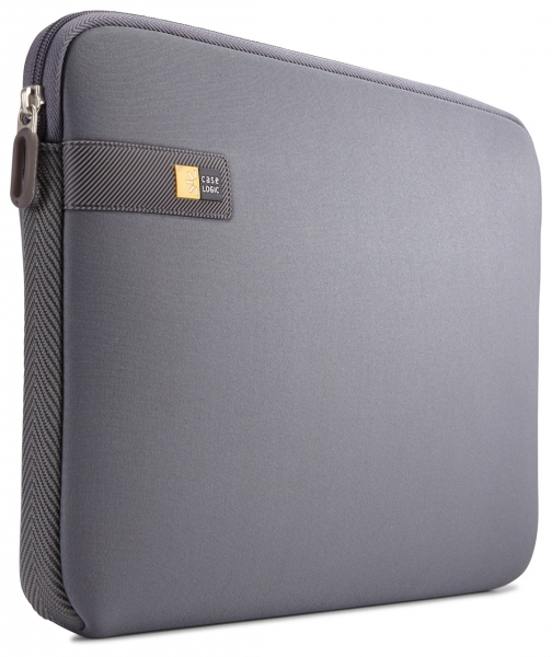 "HUSA CASE LOGIC notebook 13.3"", spuma Eva, 1 compartiment, gri , ""LAPS113 GRAPHITE/3201352"" 2"