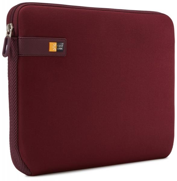"HUSA CASE LOGIC notebook 13.3"", spuma Eva, 1 compartiment,visiniu , ""LAPS113 PORT ROYALE/3203752"" 1"