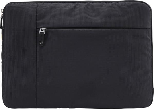 "HUSA CASE LOGIC notebook 13"", nylon, 1 compartiment, buzunar frontal pt. tableta, black, ""TS113K""/3201743 2"