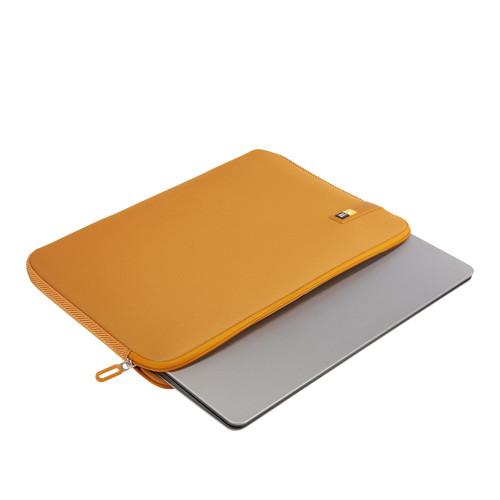"HUSA CASE LOGIC notebook 14"", spuma Eva, 1 compartiment, galben, ""LAPS-116 BUCKTHORN""/3204427 3"