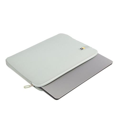 """HUSA CASE LOGIC notebook 16"""", spuma Eva, 1 compartiment, gri, """"LAPS-116 AQUA GRAY""""/3204428 3"""
