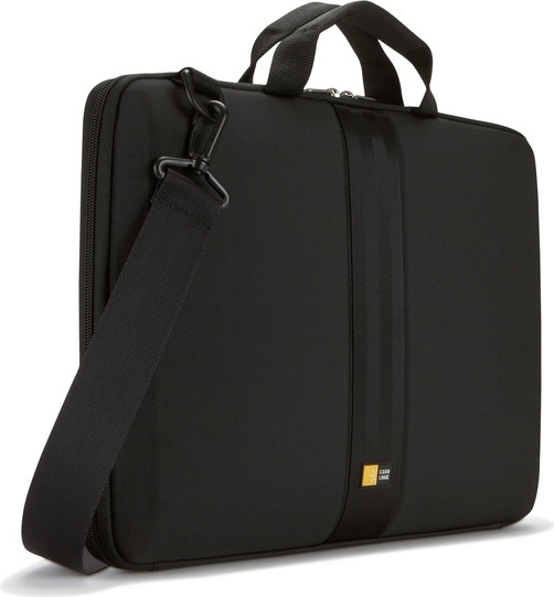 "HUSA CASE LOGIC notebook 16"", spuma Eva, 1 compartiment, manere, curea detasabila, black, ""QNS116K""/3201244 0"