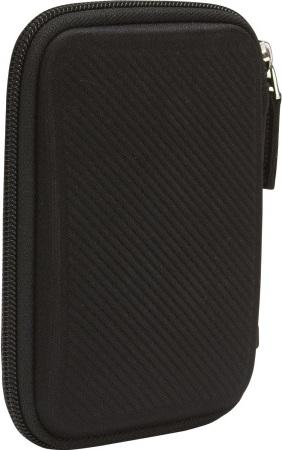 """HUSA HDD 2.5"""" portabil Case Logic, curea prindere hdd, curea prindere cablu, spuma eva, black """"EHDC101K""""/3201314/45505630 2"""