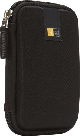"""HUSA HDD 2.5"""" portabil Case Logic, curea prindere hdd, curea prindere cablu, spuma eva, black """"EHDC101K""""/3201314/45505630 0"""