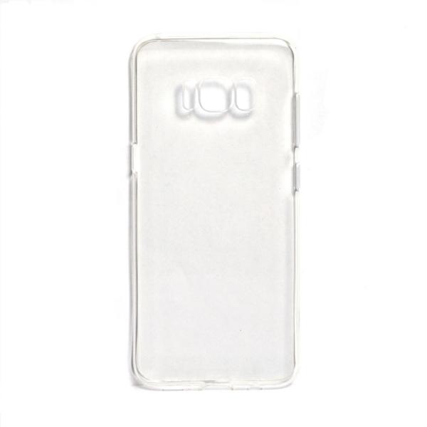 Husa telefon SuperTransparenta pentru Samsung S8 0