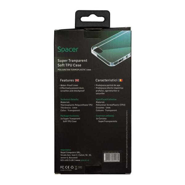 Husa telefon SuperTransparenta pentru Samsung S8 2
