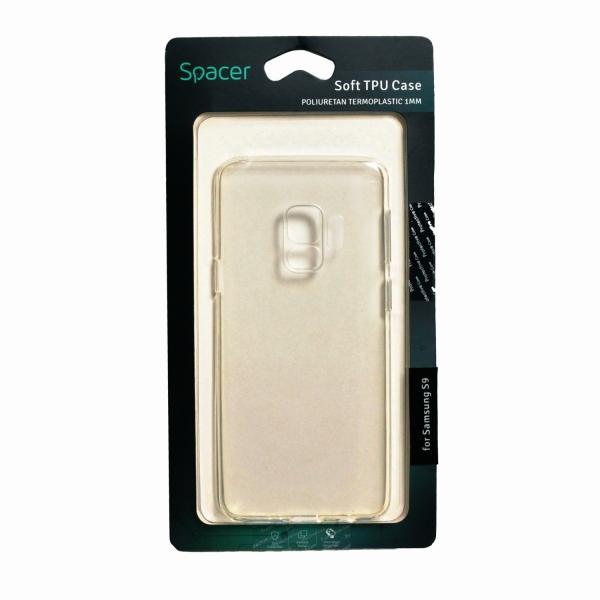 "Husa telefon SuperTransparenta Spacer pentru Samsung S9, ""SPT-STS-SA.S9"" 2"