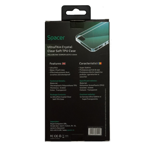 Husa telefon UltraSubtire pentru Huawei P10 3