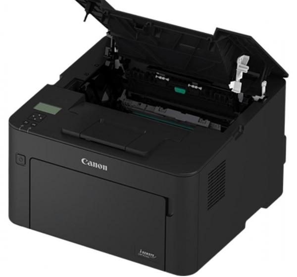 "Imprimanta laser mono Canon LBP162DW, dimensiune A4, viteza max 28ppm, rezolutie 600x600dpi, procesor: 400Mhz, memorie 256MB RAM, alimentare hartie 250 coli,  ""2438C001AA"" 2"