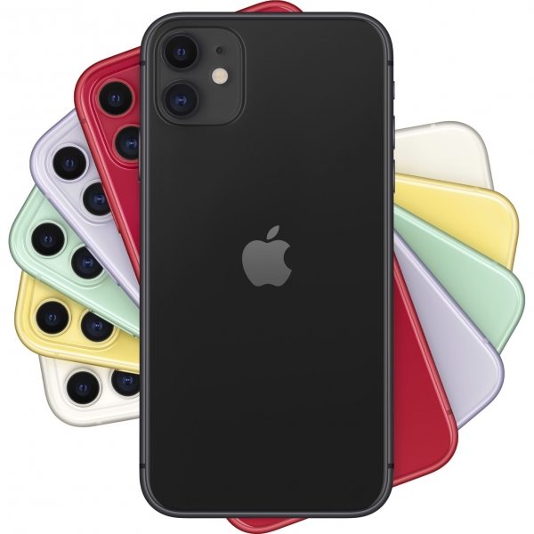 Smartphone Apple iPhone 11, 128GB, Black 1