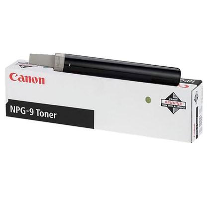 Toner Original pentru Canon Negru NPG-9, compatibil NP6016/6218/6521/6621, 7600pag  0