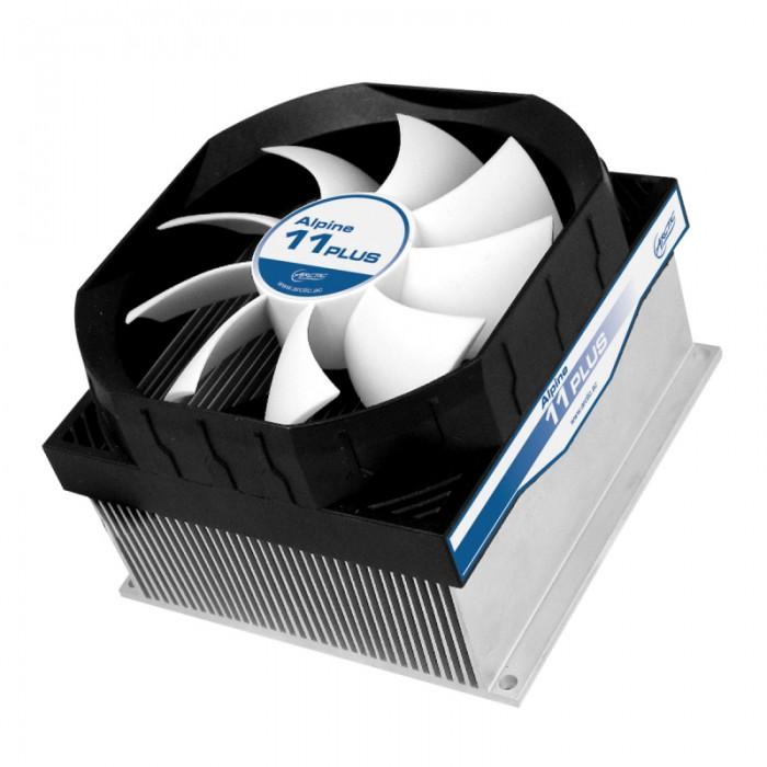 """COOLER CPU ARCTIC """"Alpine 11 PLUS"""", INTEL, soc 115x/775, Al, 100W (UCACO-AP11301-BUA01) 0"""