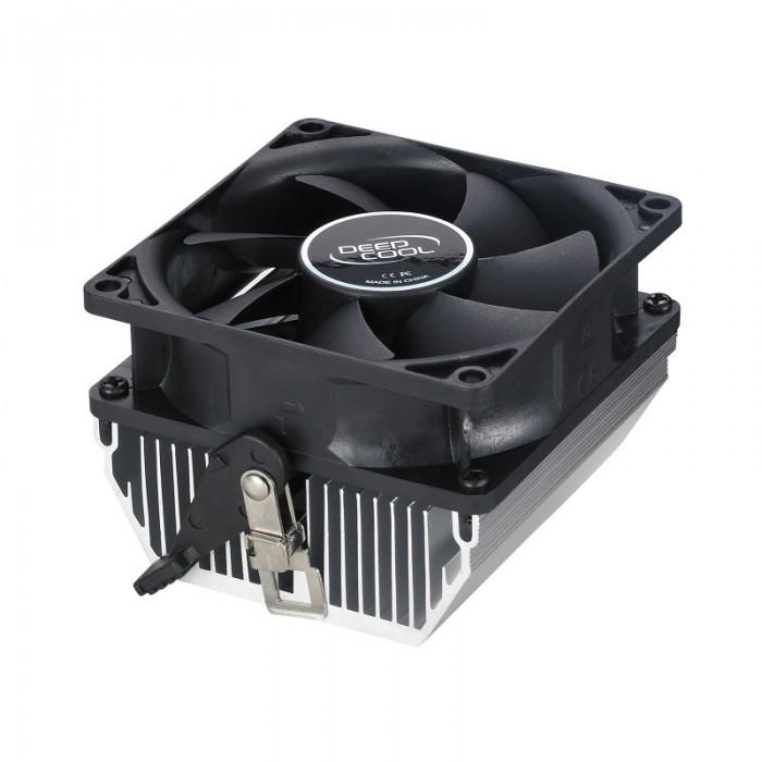 Cooler CPU DeepCool CK-AM209 skt AM2/AM2+/AM3, ventilator 80mm, aluminiu 0