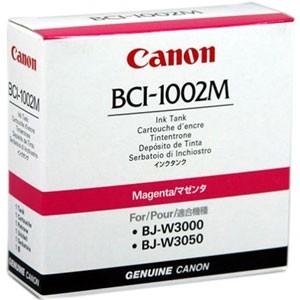 Cartus cerneala Original Canon BCI-1002M Magenta, compatibil BJW 3000, 42 ml  0