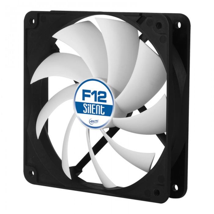 """FAN FOR CASE ARCTIC """"F12 Silent"""" 120x120x25 mm, low noise FD bearing (ACFAN00027A) 0"""