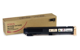 Toner Original pentru Xerox Negru, compatibil WorkCentre M118/118i/C118, 11000pag  0