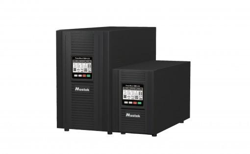 UPS MUSTEK PowerMust  3024 online LCD (3KVA), IEC  0