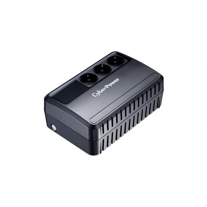 UPS  CYBER POWER  BU series 360W (600VA) Line Interactive, AVR, Schuko  0