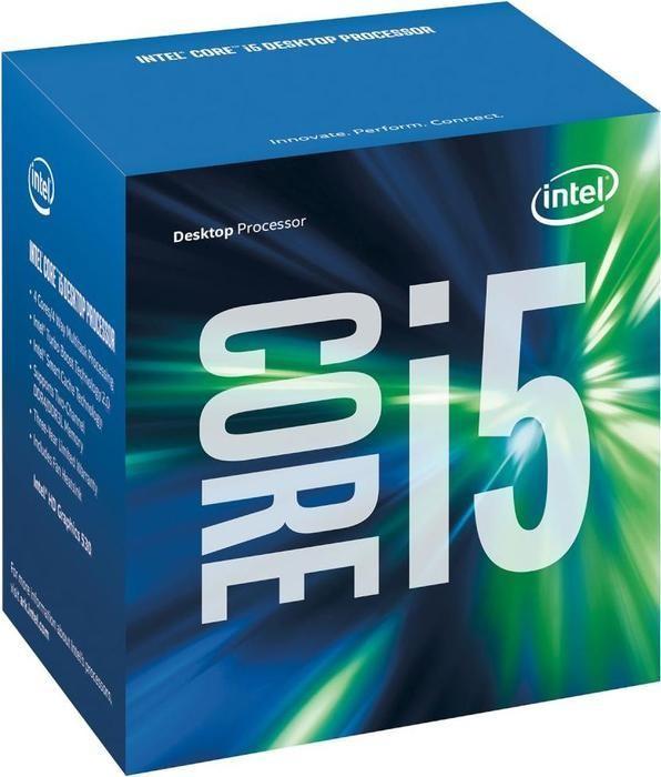 CPU INTEL skt. 1151  Core i5 Ci5-6600, 3.3GHz, 6MB    0
