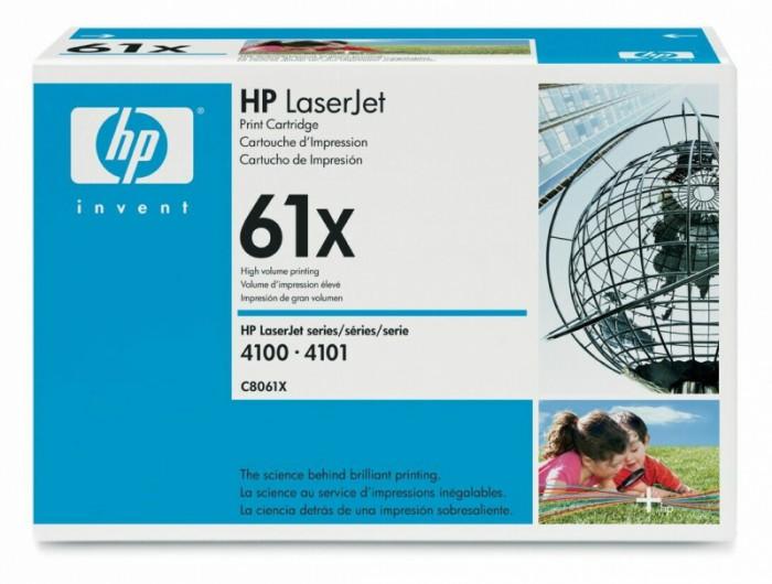 Toner Original pentru HP Negru, compatibil LJ 4100/MFP, 10000pag  [0]