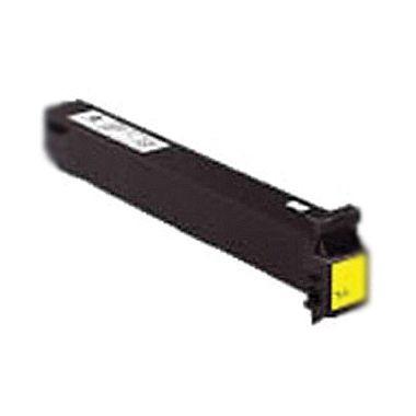 Toner Original pentru Konica-Minolta Yellow TN-321Y, compatibil C224/284/364,  25000pag  0