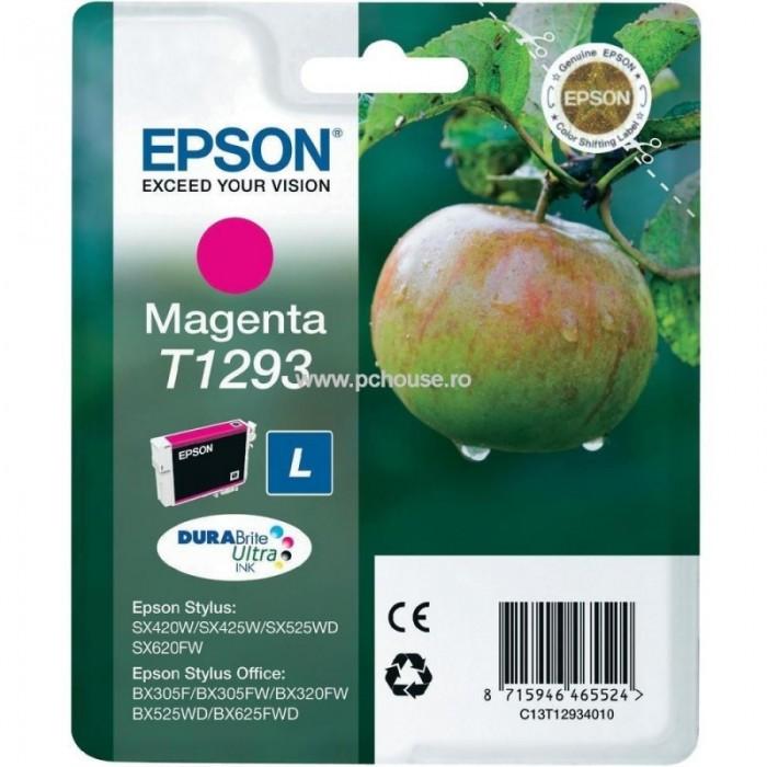 Cartus cerneala  Original Epson Magenta T12934010  compatibil  SX425W   0