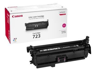 Toner Original pentru Canon Magenta CRG-723M, compatibil LBP7750CDN, 8500pag  [0]