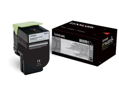 Toner Original pentru Lexmark Negru, compatibil CX310/410/510, 2500pag  0