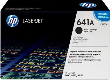 Toner Original pentru HP Negru, compatibil LJ 4600, 4650, 9000pag  [0]
