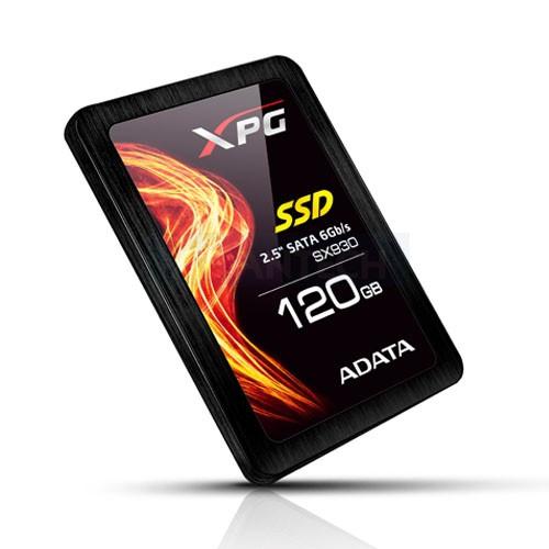 """SSD ADATA XPG SX930 120Gb SATA 3 inc. bracket 3.5""""  0"""