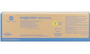 Toner Original pentru Konica-Minolta Yellow, compatibil MC 4650/4690MF,  8000pag  [0]