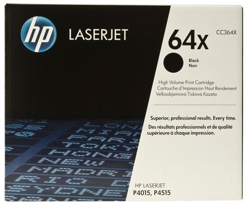 Toner Original pentru HP Negru, compatibil LJ P4xx5, 24000pag  [0]