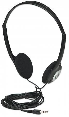 Casti stereo Black, Blister  [0]