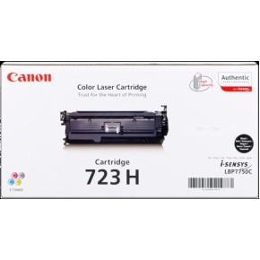 Toner Original pentru Canon Negru CRG-723HB, compatibil LBP7750CDN, 10000pag  [0]