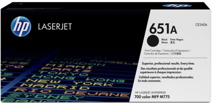 Toner Original pentru HP Negru, compatibil LJ 700 color MFP M775 651A, 13500pag  [0]