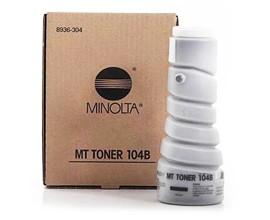 Toner Original pentru Konica-Minolta Negru MT-104B, compatibil EP 1054/1085, 1 flacon, 7500pag  [0]