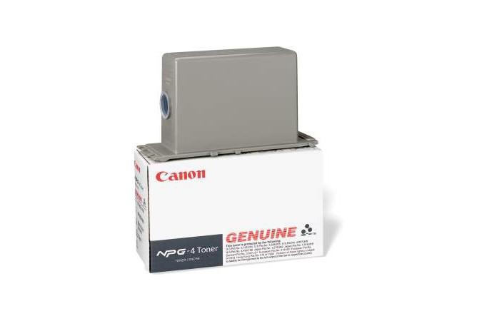 Toner Original pentru Canon Negru NPG-4, compatibil NP4050/4080/6241, 15000pag  0