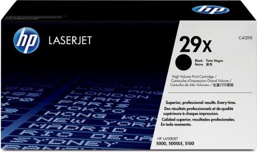 Toner Original pentru HP Negru, compatibil LJ 5000, 5100, 10000pag  [0]