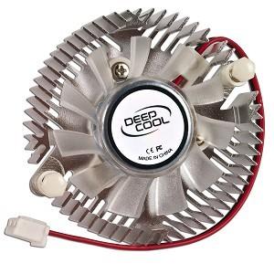 Cooler VGA DeepCool V50, ventilator 50mm, aluminiu 0