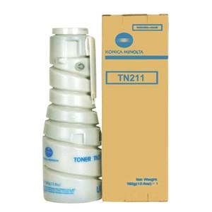 Toner Original pentru Konica-Minolta Negru TN-211, compatibil BizHub 250, 17500pag  [0]