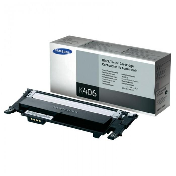 Toner Original pentru Samsung Negru, compatibil CLP-360/365/CLX-3300/3305, 1500pag  [0]