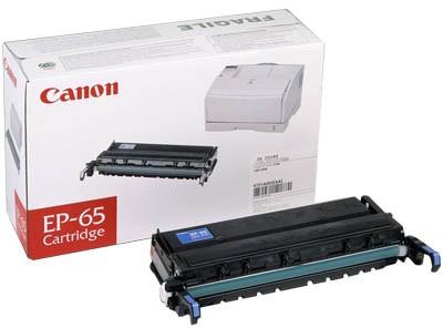 Toner Original pentru Canon Negru EP-65, compatibil LBP2000, 10000pag  0