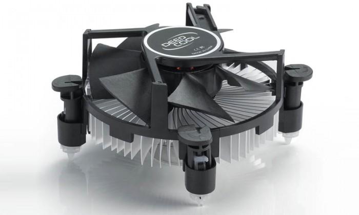 Cooler CPU DeepCool CK-11509, skt 1155/1150/775, aluminiu  0