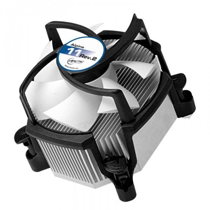 "COOLER CPU ARCTIC   ""Alpine 11 Rev.2"", INTEL, soc 115x/775, Al, 95W (UCACO-AP111-GBB01) 0"