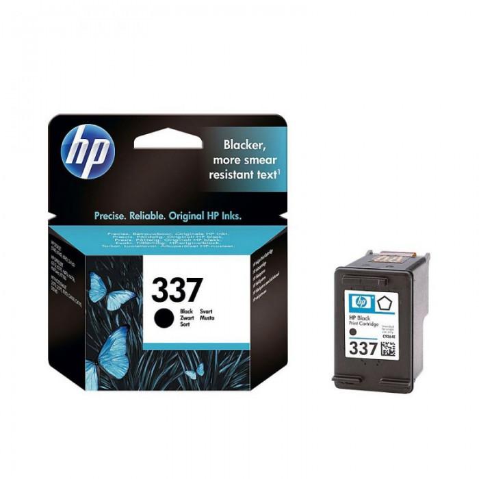 Cartus cerneala Original HP Black 337 w.Vivera ink, compatibil DJ460C/5940/6980/2570/2575/8050/8750, 400pag  [0]